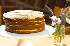 Simple Cappuccino Coffee Cake Recipe from Mary Berry