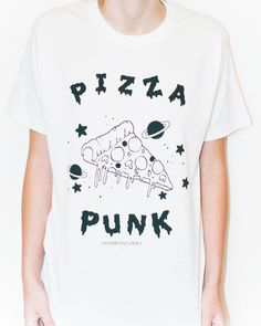 Pizza Punk tee.