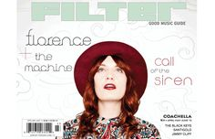 GOOD MUSIC GUIDE: Florence + the Machine: Call of the Siren
