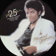 Check out Michael Jackson THRILLER (PICTURE DISC) (Vinyl) on @Merchbar