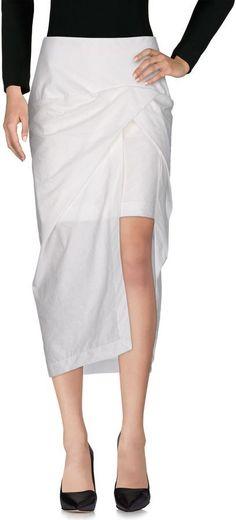 Brunello Cucinelli Knee length skirts