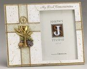 """""""My First Communion"""" Photo Picture Frames"""