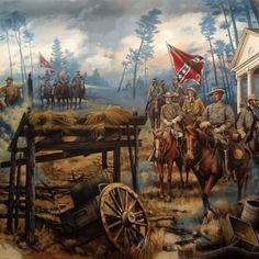 confederate civil war art - Google Search