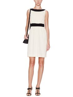 Fluid Crepe Sheath Dress from kate spade new york: Dress in Style on Gilt