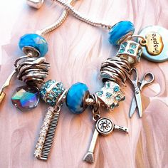 HairStylist Hair Artist Funky Pandora Style by TheBohemianGypsy, $65.00