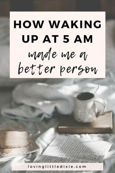 Learn how waking up early actually made me a better person. #nightowl #wakeupearly #wakeupearlytips #benefitsofwakingupearly #wakeupearlymotivation #howtowakeupearly #earlymorning #earlymorningroutine #earlyriser #morningperson #5amclub #5ammorningroutine