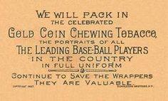 1887 Buchner Gold Coin (N284) #NNO Chris Von Der Ahe Back