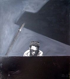 Sam Nhlengethwa the pianist, hand printed photo- lithographs and collages Contemporary African Art, South African Artists, Africa Art, Artist Art, Continents, Literature, Gallery, Prints, Eye
