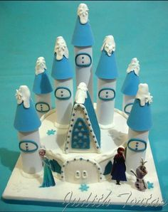 1000 Images About Castillos Quot Castles Cakes Quot On Pinterest