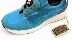 Tecnoneo: Zapatillas inteligentes que generan energía al caminar