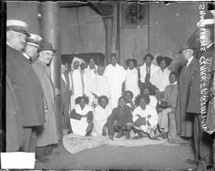 Pictures: Somalis in Chicago as early as 1915