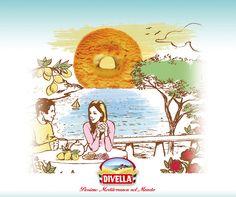 Dal delicato gusto di #limone, gli #Ottimini al #Limone #Divella sono ideali per accompagnare una deliziosa tazza di tè in compagnia!
