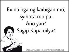 Memes Pinoy, Memes Tagalog, Pinoy Quotes, Tagalog Love Quotes, Tagalog Quotes Patama, Tagalog Quotes Hugot Funny, Hugot Quotes, Filipino Quotes, Filipino Funny