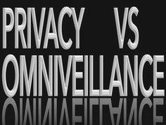Privacy vs Omniveillance Science Fiction, Technology, Future, Reading, Books, Sci Fi, Tech, Future Tense, Libros