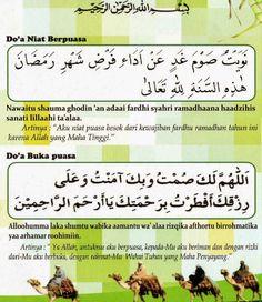 Bacaan Doa Niat Puasa Ramadhan dan Buka Puasa Ramadhan http://www.hidupsehat.web.id/2014/06/bacaan-doa-niat-berpuasa-buka-puasa.html
