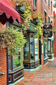 Tavern On The Hill - Mt. Adams, Cincinnati, Ohio