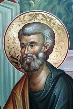 Byzantine Icons, Art Icon, Orthodox Icons, Religious Art, Joseph, Statue, Icons, Lds Art, Hymn Art