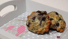 Blueberry Cheesecake Cookies #ichbacksmir