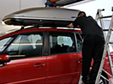 At our workshop, our engineers have many years experience and specialise in the installation of car audio and satellite navigation systems, vehicle security and tracking systems and Parrot bluetooth car kits. We also offer free fitting of Thule roof and cycle racks, alloy wheels from Wolfrace Alloy Wheels, Team Dynamics, Kei, Finichi, and TSW, plus Platinum car and leisure batteries. We are also a Bosch air con centre so we can refill your air conditioning system at the same time!
