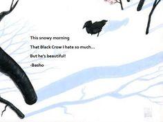 crow haiku basho - Google Search