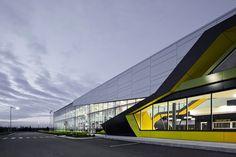 Centre de Foires de Sherbrooke, Sherbrooke, 2011 - CCM2 Architectes