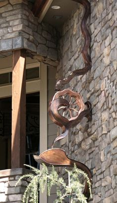 Kinetic Sculpture by David C. Roy - David Roy's Blog | Wood That Works