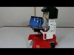 ▶ LEGO tea-serving karakuri automata レゴの茶運び人形(からくり人形) - YouTube