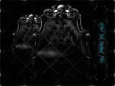 Instant Files Skully Chair ©DnZGraphic
