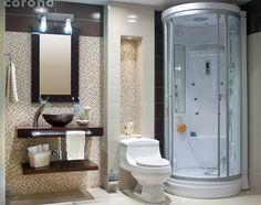 #Baño #Corona inspira. Cabina de hidromasajes