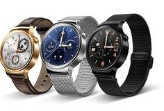 Huawei Watch with Android Wear OS launched in India for Rs. 22999