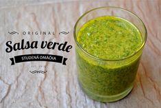S vášní pro jídlo: Salsa verde