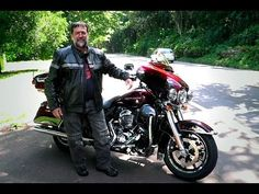 VRUM MOTO - Harley Davidson 2014 [Teste]