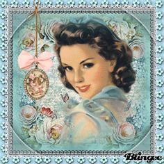VINTAGE- CLASSIC Vintage Ladies, Beautiful, Retro, Lady, Classic, Women, Vintage Pictures, Scrapbook, Art
