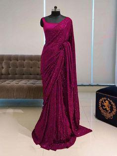Saree Designs Party Wear, Wedding Lehenga Designs, Party Wear Sarees, Saree Wedding, Gharara Designs, Dress Indian Style, Indian Fashion Dresses, Indian Designer Outfits, Indian Outfits