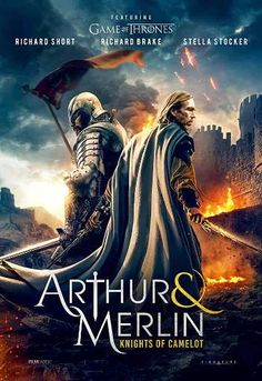 Arthur & Merlin Knights of Camelot (2020) 720p English IMDb Ratings: 6.4/10 Genres: Action, Adventure, History Language: English Release Year: 2020 Quality: 720p BluRay File Size: 830MB Director: Giles Alderson Rei Arthur, King Arthur, Movies To Watch Online, Movies To Watch Free, Movies Free, 2020 Movies, Top Movies, Merlin, Camelot Movie