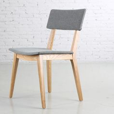 Academy Chair Upholstered - curious grace