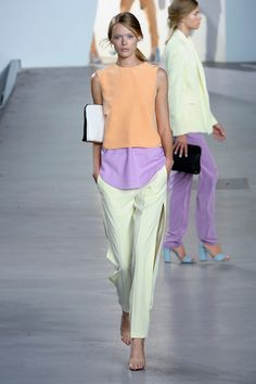 Pretty pastels for Spring 2012