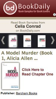 The Alicia Allen Investigates crime trilogy now featured on Book Daily