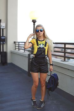 Leather Overalls & Brasil