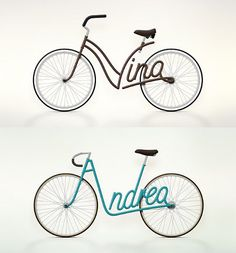 I don't ride bikes, but if I did, I'd get one like this...