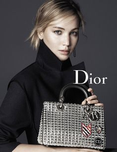 Jennifer Lawrence Miss Dior CampaignPICS