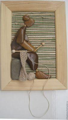 Ιδέες για κατασκευές με βότσαλα και πέτρες - ΗΛΕΚΤΡΟΝΙΚΗ ΔΙΔΑΣΚΑΛΙΑ