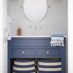 vanity color in kids bath