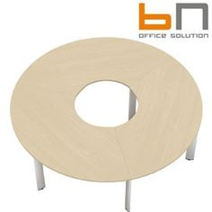 BN CX 3200 Conference Table Arrangement 1 To Seat 6 People  www.officefurnitureonline.co.uk