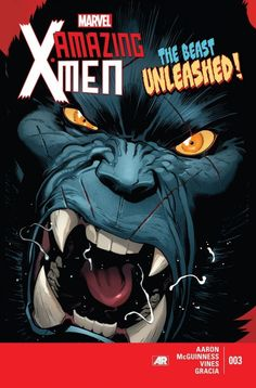 Amazing X-Men (2013-) #3 Beast unleashed! Dr. McCoy is pushed over the edge and gives into his savage side like never before! The X-Men, split between heaven and hell, are in way over their heads! Can they get to Nightcrawler before evil Azazel does?