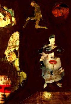 """Saatchi Online Artist Cris Acqua; Mixed Media, """""""