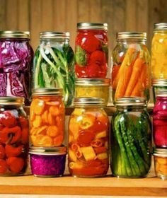 Love canning!