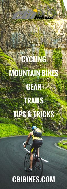 Cycling, Bikes, Riding Gear, Bike Components, Tips, Reviews, Apparel, Bike Events and Trail information. Everything you need for cycling and mountain biking. http://cbibikes.com/ #cycling #bikes #scottbikes #cbibikes #mountainbikes