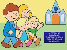 Missão Infantil: Versículos para memorizar