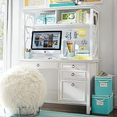 Desks, Computer Desks, Teen Desks, Small Desks & White Desks | PBteen